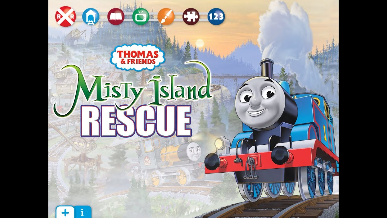 Thomas and Friends: Misty Island Rescue (Game) - Giant Bomb