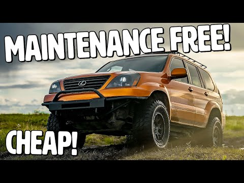 7 CHEAP SUV's That Last 500,000 Miles!