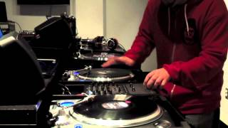 Dj Ragz Cuttin over Made You Look by NAS