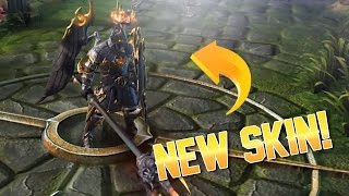 Vainglory News - NEW SKIN [Legendary Netherknight Lance]!!