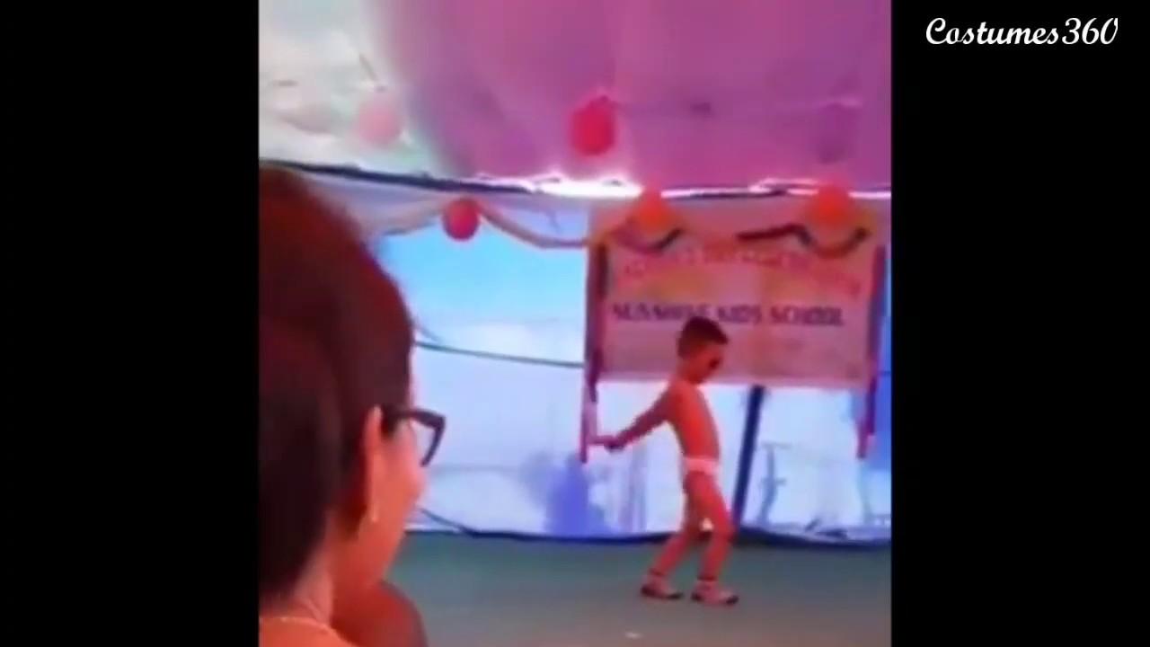 Funniest Dancing Kid | Dame tu Cosita | Viral Video | Costumes360 | Thug life |