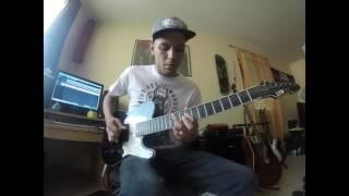 """First Fragment - Le Serment De Tsion    """"Rhythm"""" Guitar Cover"""
