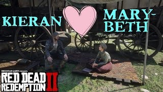 Lovestory Kieran and Marybeth | Red Dead Redemption 2