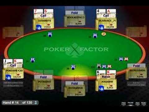 "Absolute Poker Superuser ""POTRIPPER"" Cheating (Part 1 Of 4)"
