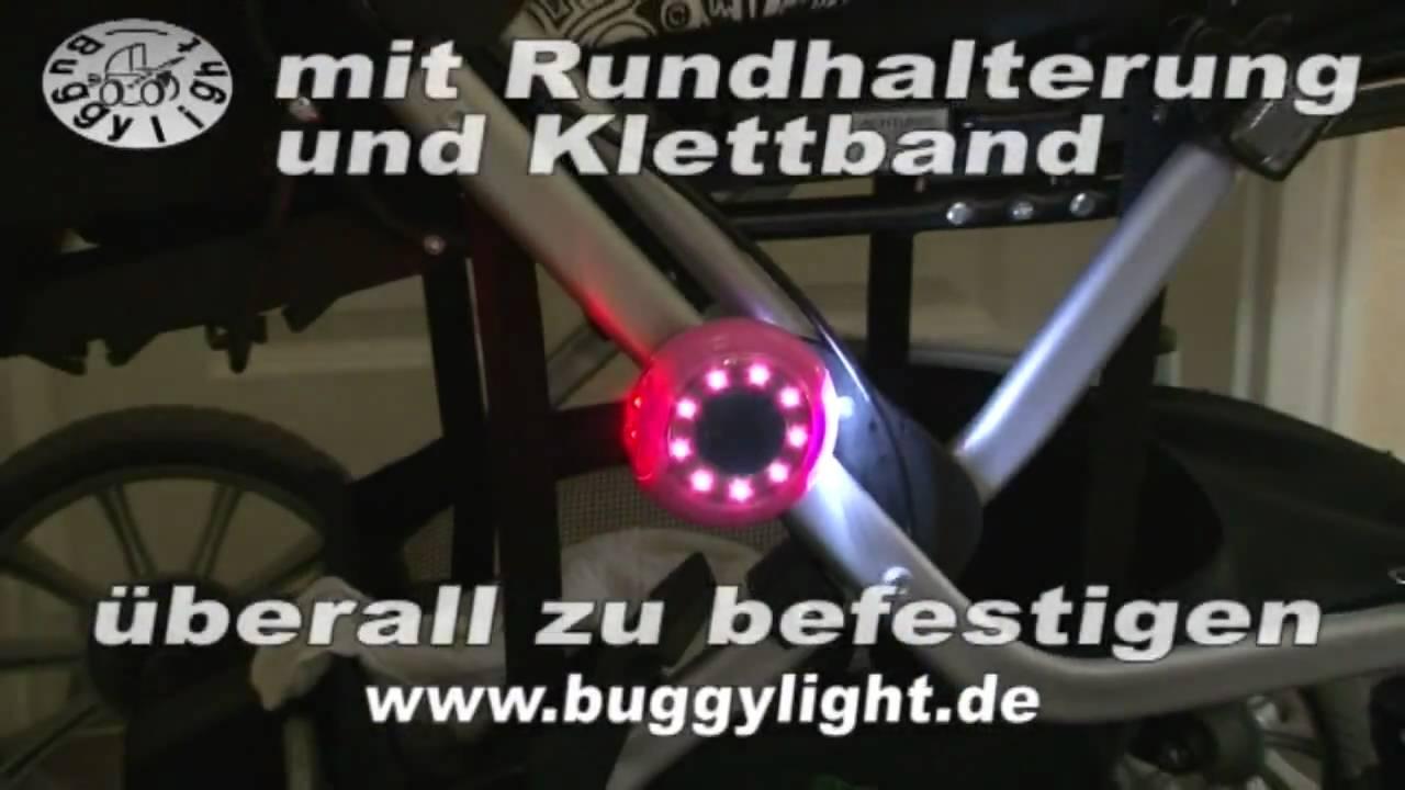 Buggylight - Kinderwagenlicht - www.buggylight.de - YouTube