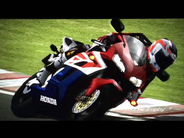 ps2 tourist trophy gameplay honda cbr1000rr suzuka racing circuit replay