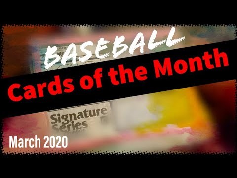 Baseball Cards Of The Month Club! - February* 2020 Has A 🔥🔥 Prizm Auto! 🔥🔥