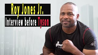 Roy Jones Jr. Fighting Tyson / Cherry on top of Career / Triller Video