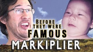 MARKIPLIER | Before They Were Famous