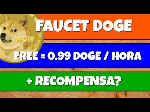 Faucet DOGE    Free Dogecoin A Cada Hora   + Recompensa?