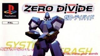 [PS1] - Zero Divide - Gameplay
