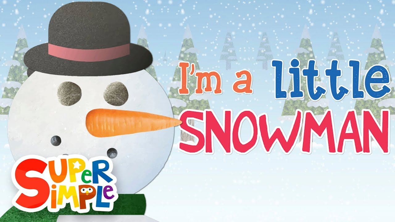Image result for i'm a little snowman