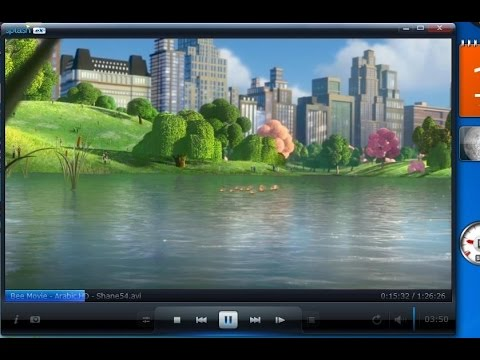 تحميل video player