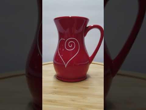 Edible Arrangements Heart Mug