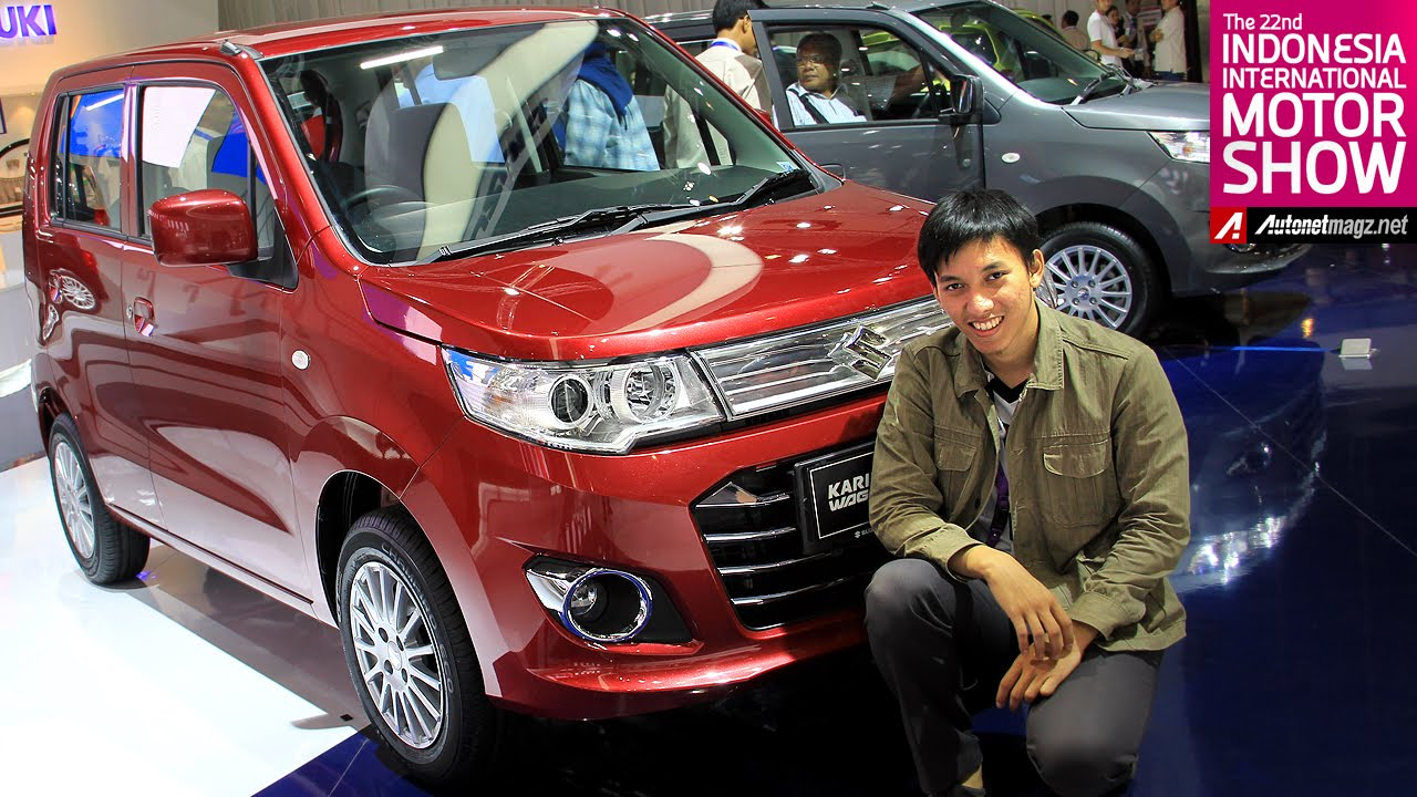 First Impression Review Suzuki Karimun Wagon R GS LCGC