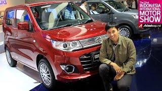 First impression review Suzuki Karimun Wagon R GS LCGC 2014