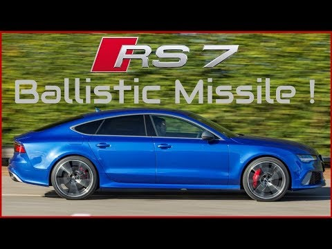 Audi RS7 Performance - Everything YOU wanted to know ! (Collaboration Review)
