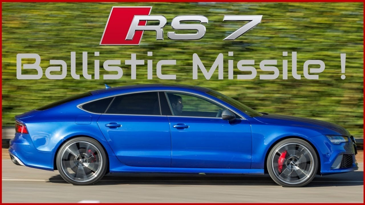 Audi Rs7 Performance Everything You Wanted To Know