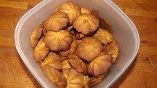 Печенье МИНУТКА-рецепт лёгкий и экономный