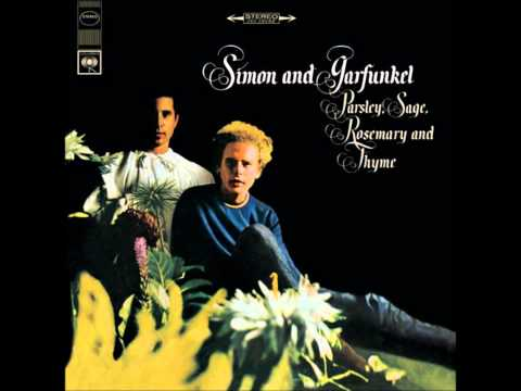 Simon garfunkel flowers never bend with the rainfall
