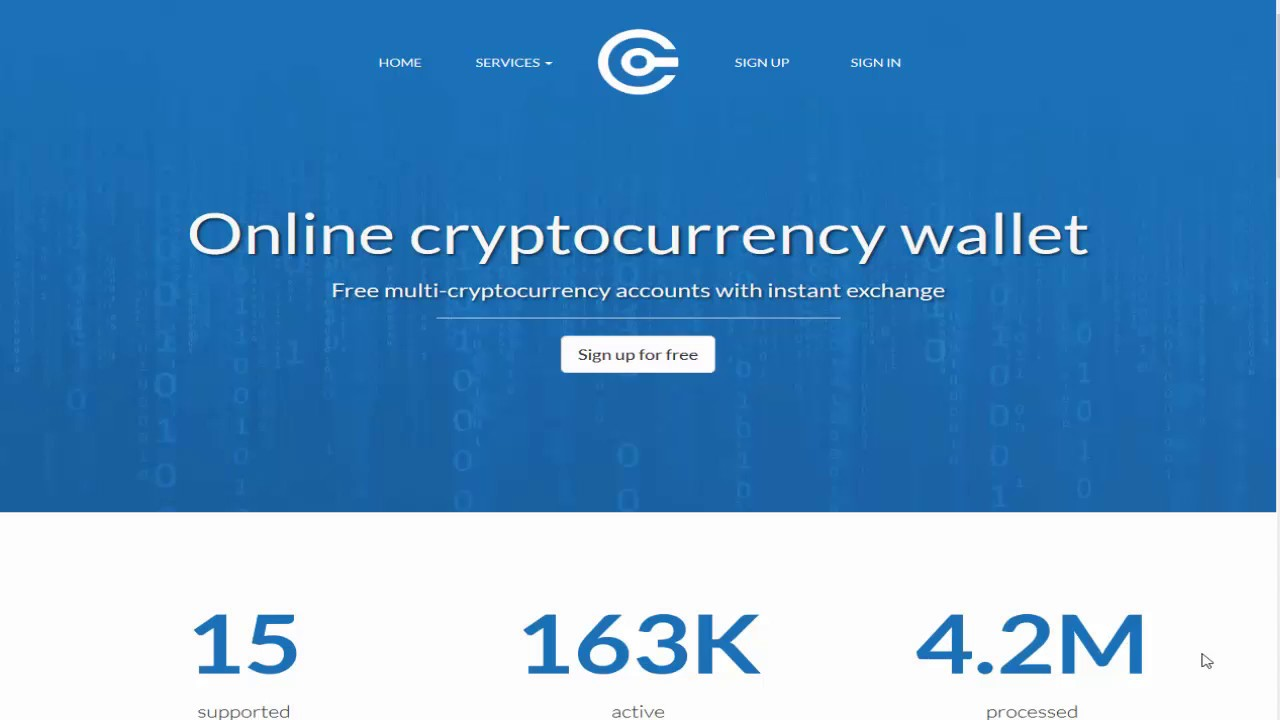 best wallet for cryptocurrency online