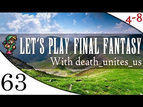Let's Play Final Fantasy EP 63: Hello Kraken