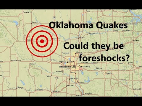 EARTHQUAKES In Oklahoma (M4.0): Could These Be Foreshocks? - Also Hawaii Seismicity Increases
