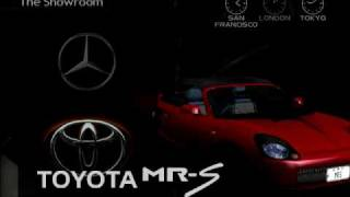 Metropolis Street Racer Car Showroom (1/3 Game)