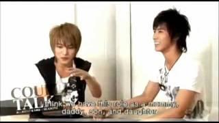 YunJae Couple Talk Part 1 (Eng subs)