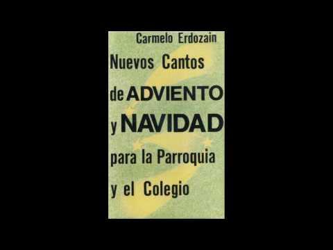 Preparemos los caminos (Carmelo Erdozáin) - Casete ''Nuevos Cantos de Adviento y Navidad'' (1986)