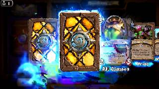 Bloodsail Corsair and Gadgetzan Auctioneer - Classic Hearthstone rare card pack opening