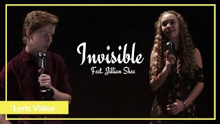 Ky Baldwin ft. Jillian Shea - Invisible (Lyric Video) MP3