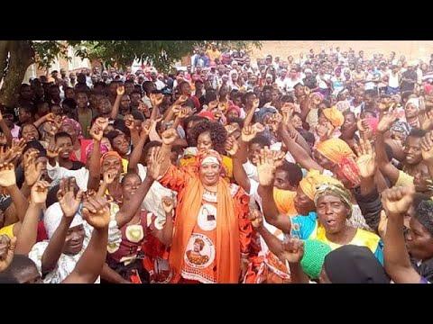 Malawi : l'ex-présidente Joyce Banda annonce sa candidature à la future présidentielle