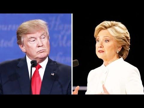 Donald Trump vs Hillary Clinton - Third Presidential Debate (Subtitles + your native vocabulary)