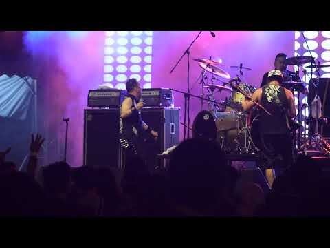 Loudness - Carzy Doctor & S.D.I @ Live in Kuala Lumpur 2017