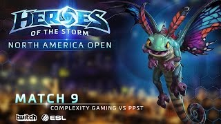 compLexity Gaming vs PPST - North America July Open - Match 9
