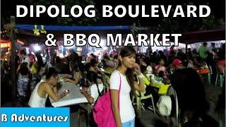 Dipolog Boulevard BBQ Market, Gabby