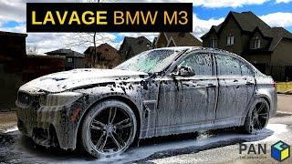 BMW M3 :  Entretien Esthétique Complet !!!