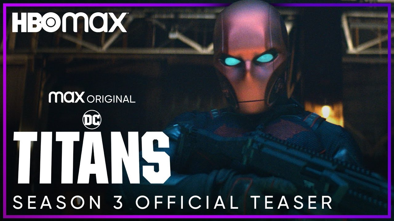 Download Titans Season 3 | Official Teaser | HBO Max