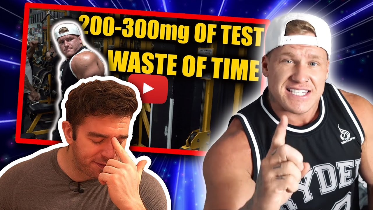 THE Most Pointless Steroid Cycle You Could Do - My Thoughts