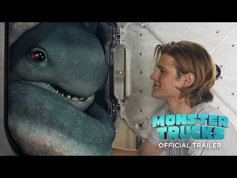 Monster Trucks 2017 - Trailer - Paramount Pictures
