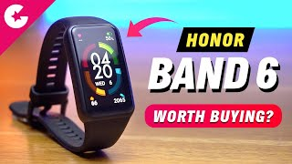 Honor Band 6 Review - WATCH Before You BUY!!