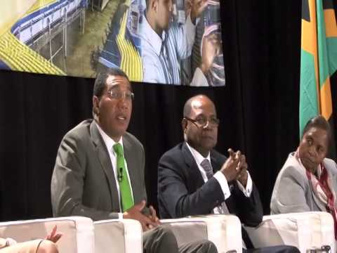 The Jamaican Economy : A VISION FOR TRANSFORMATION ! 2014 Canada