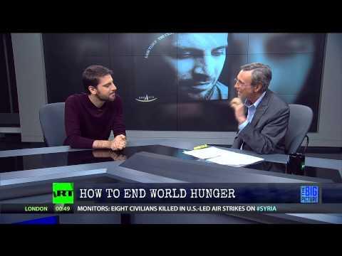 Singer Sami Yusuf - How to End World Hunger