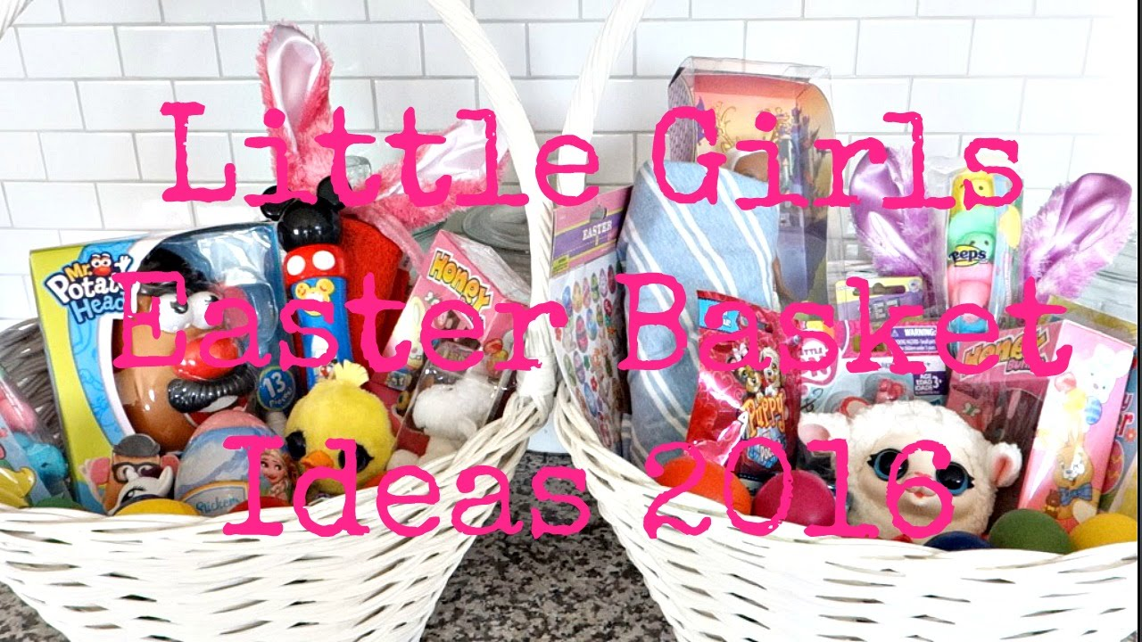 Ideas for a girls easter basket christmas shopping site ideas for a girls easter basket negle Choice Image