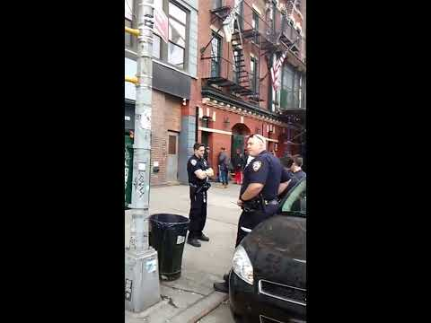 Veiled Police Intimidation Part 2