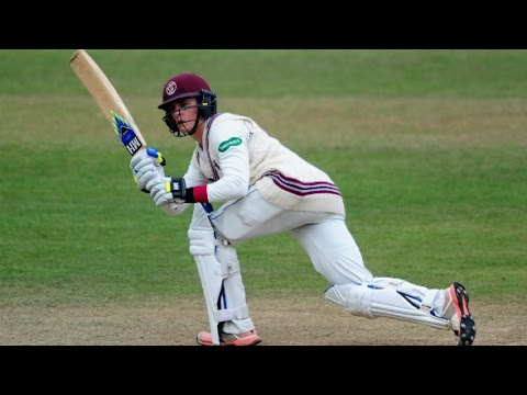 Abell stars as Somerset hit back, Somerset v Hampshire, Day Two