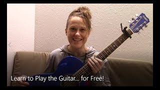 Now Offering FREE Online Guitar Lessons! AJ's School of Easy Guitar Playing :)