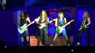 Iron Maiden - Hallowed Be Thy Name (2018 live @ Messe Freiburg)