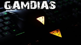 Gamdias Ares Keyboard + Ourea Mouse Combo Review